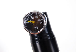 Wolverine Storm Regulator HPA On Tank - High Pressure