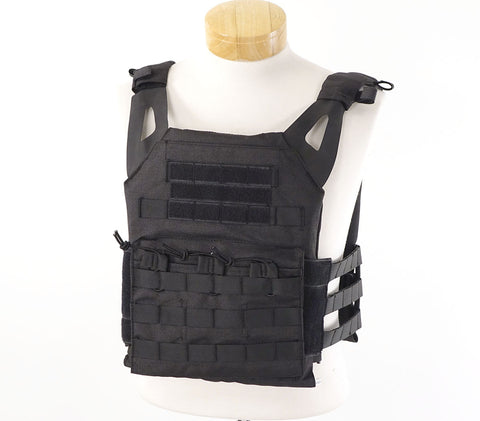 Defcon Low Profile Plate Carrier JPC - Black