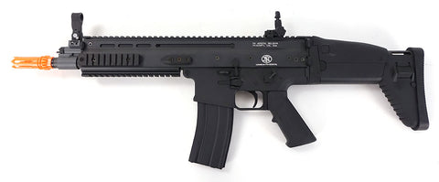 FN SCAR-L Metal AEG Rifle - Black