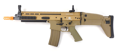 FN SCAR-L Metal AEG Rifle - Tan