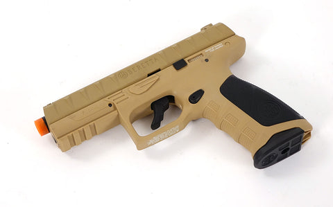 Beretta APX Gas CO2 Pistol Blowback - Tan
