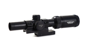Valken Optics Tactical 1-4x20 Mil-Dot Scope