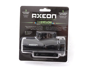 Elite Force Axeon Trisyclon - Red / Green / Blue Dot Sight Scope