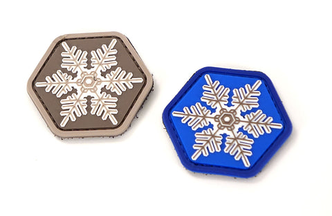 MSM Unique Snowflake PVC Patch