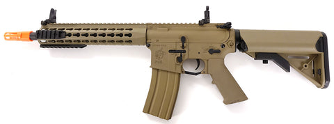 Knight's Armament SR-16E3 Mod.2 CQB AEG (JP-99 Tan)