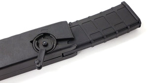 Max M4 Midcap BB Speed Loader 1000 Rounds - Black