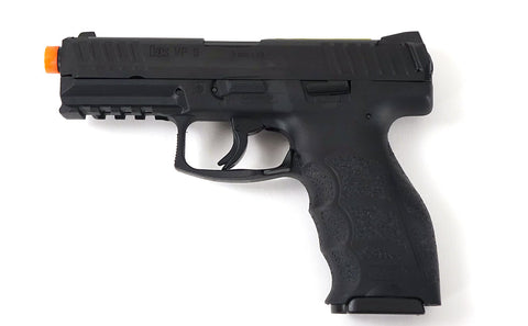 HK VP9 Co2 Gas Partial-Blowback Pistol - Black
