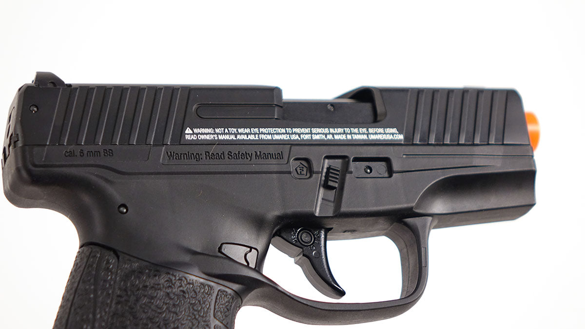 Walther PPS M2 Co2 GBB Pistol - Black