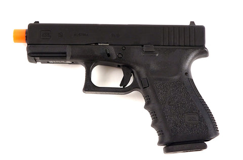 Glock 19 Gas Blowback Airsoft Pistol