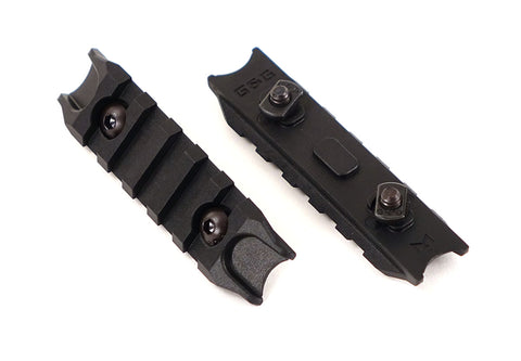 G&G M-LOK Side Rails (2 pieces) - Black
