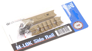 G&G M-LOK Side Rails (2 pieces) - Tan