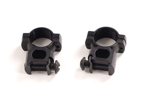 NcSTAR 1 Inch Scope Rings RB11