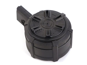 G&G M4 - 2300 Round AEG Hicap DRUM Magazine (Auto-Electric)