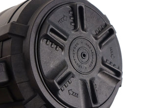 G&G M4 - 2300 Round AEG Hicap DRUM Magazine (Manual)