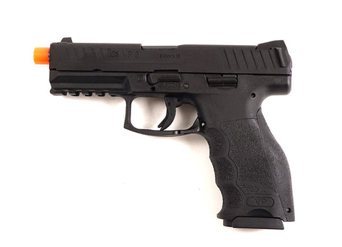 HK VP9 Green Gas Full-Blowback Pistol - Black