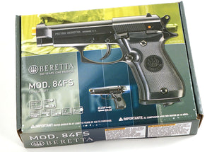 Beretta M84FS Gas CO2 Pistol Blowback