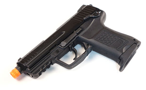 VFC HK45CT Compact Green Gas Full Blowback Pistol - Black