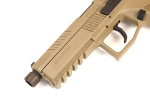 CZ P-09 Metal Threaded Barrel