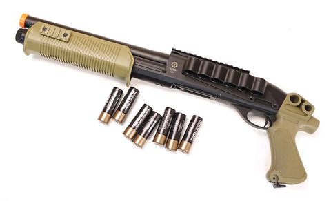Tactical Force Tri-Shot Spring Shotgun