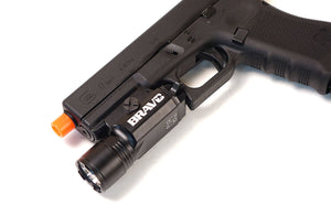 Bravo Speed Tac Pistol Flashlight 800 Lumens