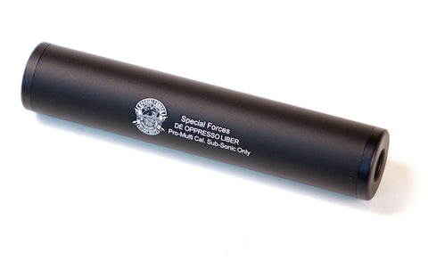 Matrix Metal Threaded Faux Suppressor (14mm CCW)