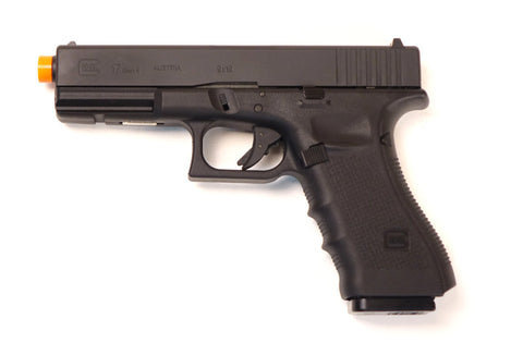 Glock 17 Co2 Airsoft Pistol (Gen 4 - Partial-Blowback)