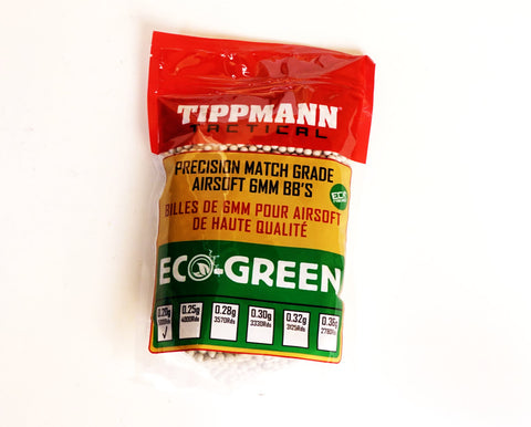 Tippmann Precision Match Grade ECO BBs Bag