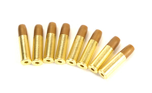 S&W M&P R8 Gas Revolver Cartridge Shells (8 Pack) - Gold