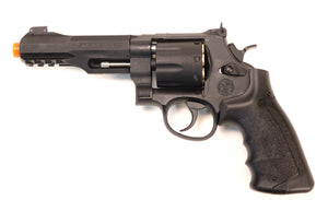 S&W M&P R8 Gas Revolver CO2 - Black