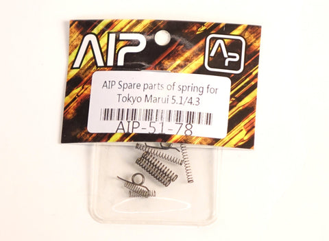 AIP Hi-Capa Spare Springs Kit