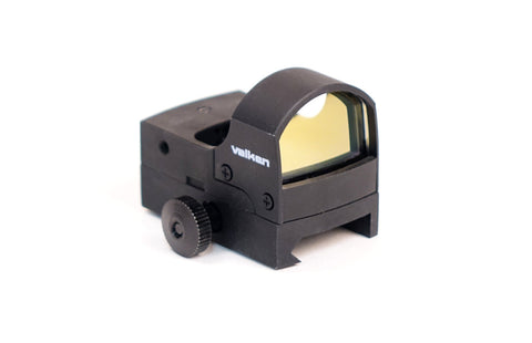 Valken Optics Mini Reflex Red Dot QD Sight
