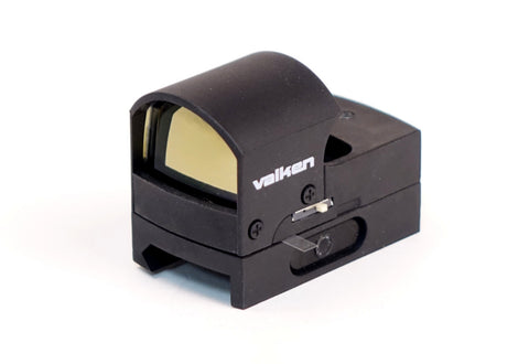 Valken Optics Mini Hooded Reflex Red Dot QD Sight