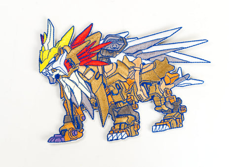 Mechanized Entei Patch (Large)