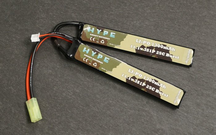 HYPE 11.1v 1300mAh Li-Po Battery - NunChuck