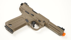 Action Army AAP-01 Assassin Full-Auto GBB Pistol