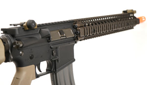 VFC Avalon M4 Block II AEG - Black / Tan