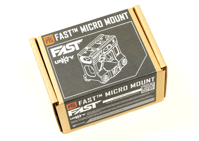 Unity Tactical Fast Micro High Mount (w/BUIS)