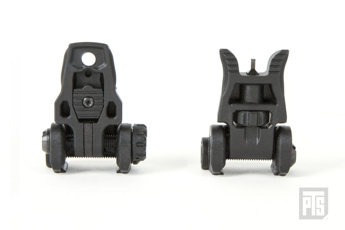PTS ENHANCED POLYMER BACK-UP IRON SIGHT (EPBUIS)