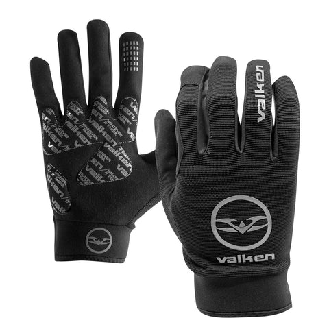 Valken Full Finger Bravo Airsoft Gloves