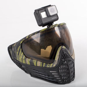 HK ARMY Goggle GoPro Camera Mount - Black