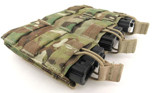 Condor Outdoor Triple M4 Open Mag Pouch