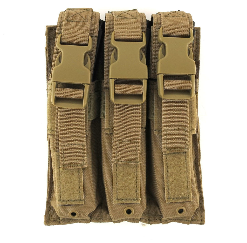 Condor Outdoor Triple MP5 Mag Pouch