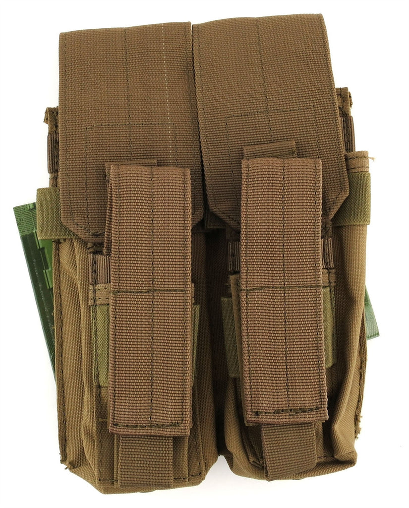 Condor Outdoor Double AK Kangaroo Mag Pouch - Airsoft Atlanta