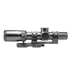 NcSTAR STR Combo 1-6x24 Scope with QD SPR Mount