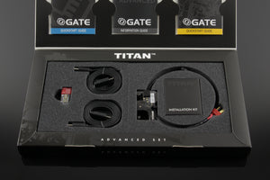 Gate TITAN Mosfet Unit - Advanced Set - V2 Rear Wired
