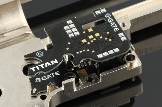 Gate TITAN Mosfet Unit - Complete Set - Front Wired