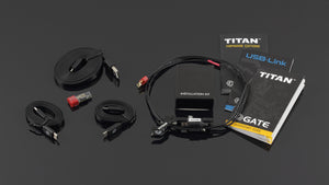 Gate TITAN Mosfet Unit - Advanced Set - V3 Gearbox