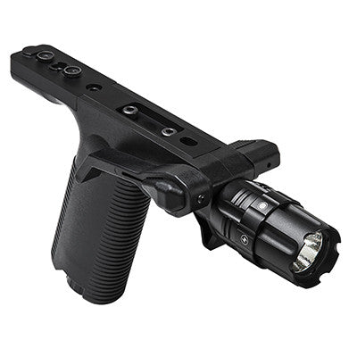 NcSTAR Vertical Grip with Strobe Flashlight - KeyMod