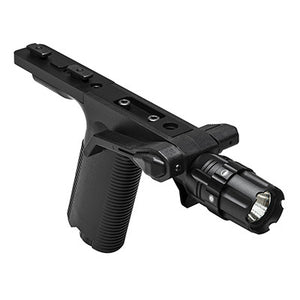 NcSTAR Vertical Grip with Strobe Flashlight - M-LOK®