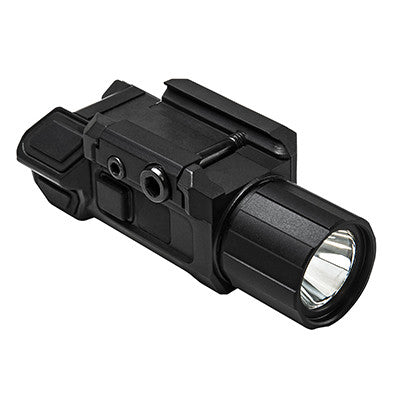 NcSTAR Pistol Flashlight with Strobe